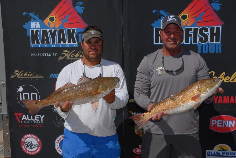 CCA-Louisiana's Statewide Tournament and Angler's Rodeo ready to start 20th year _lowres