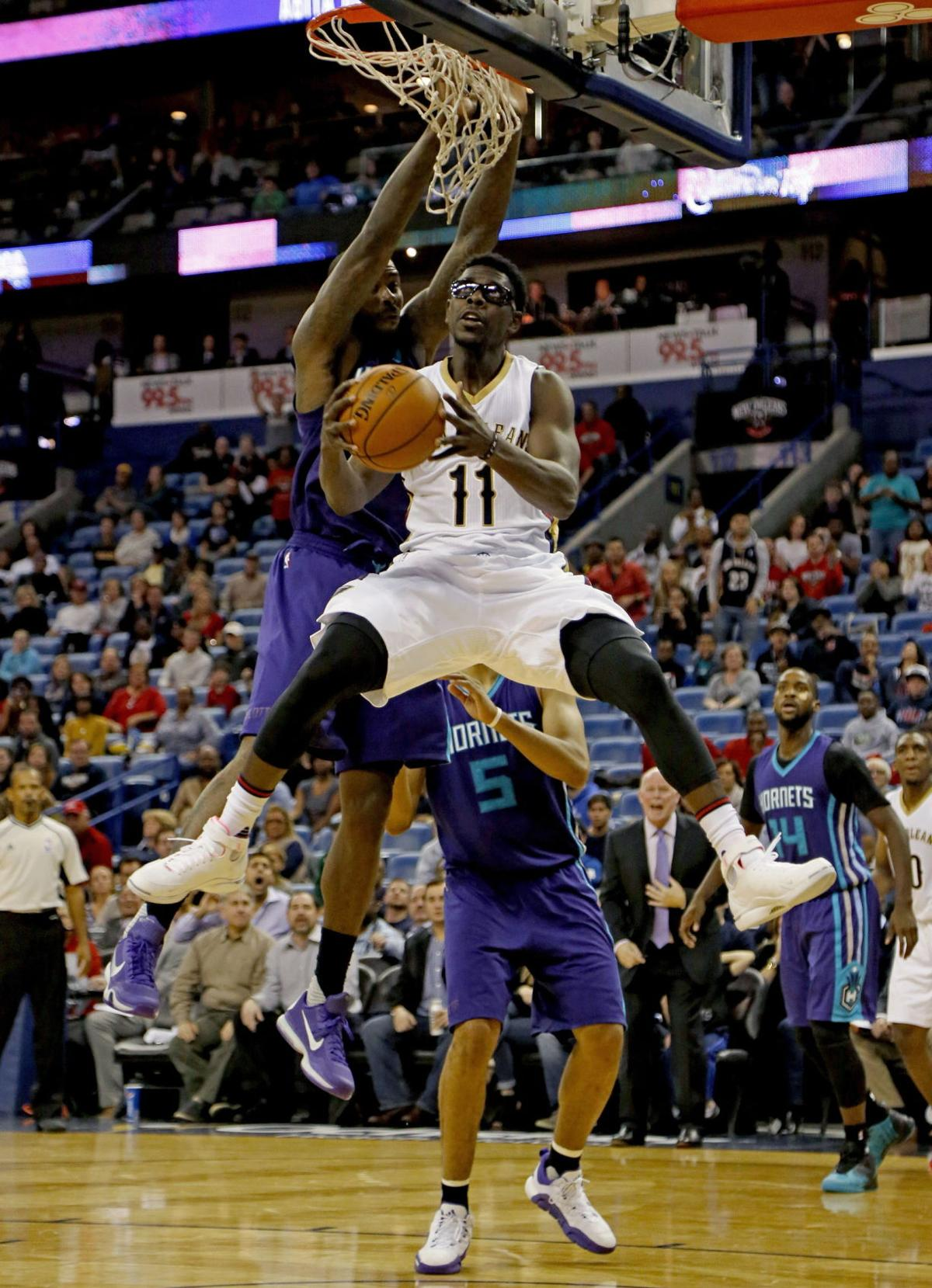 Jrue Holiday, Marvin Williams