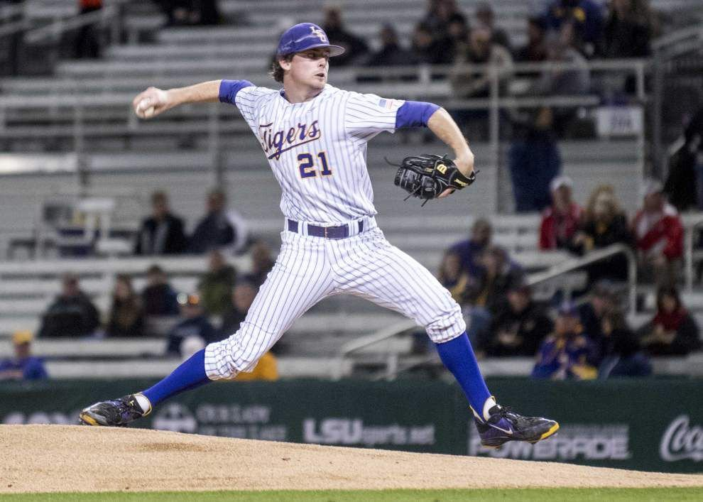 LSU freshman Doug Norman gunning for 'W' in second career start _lowres
