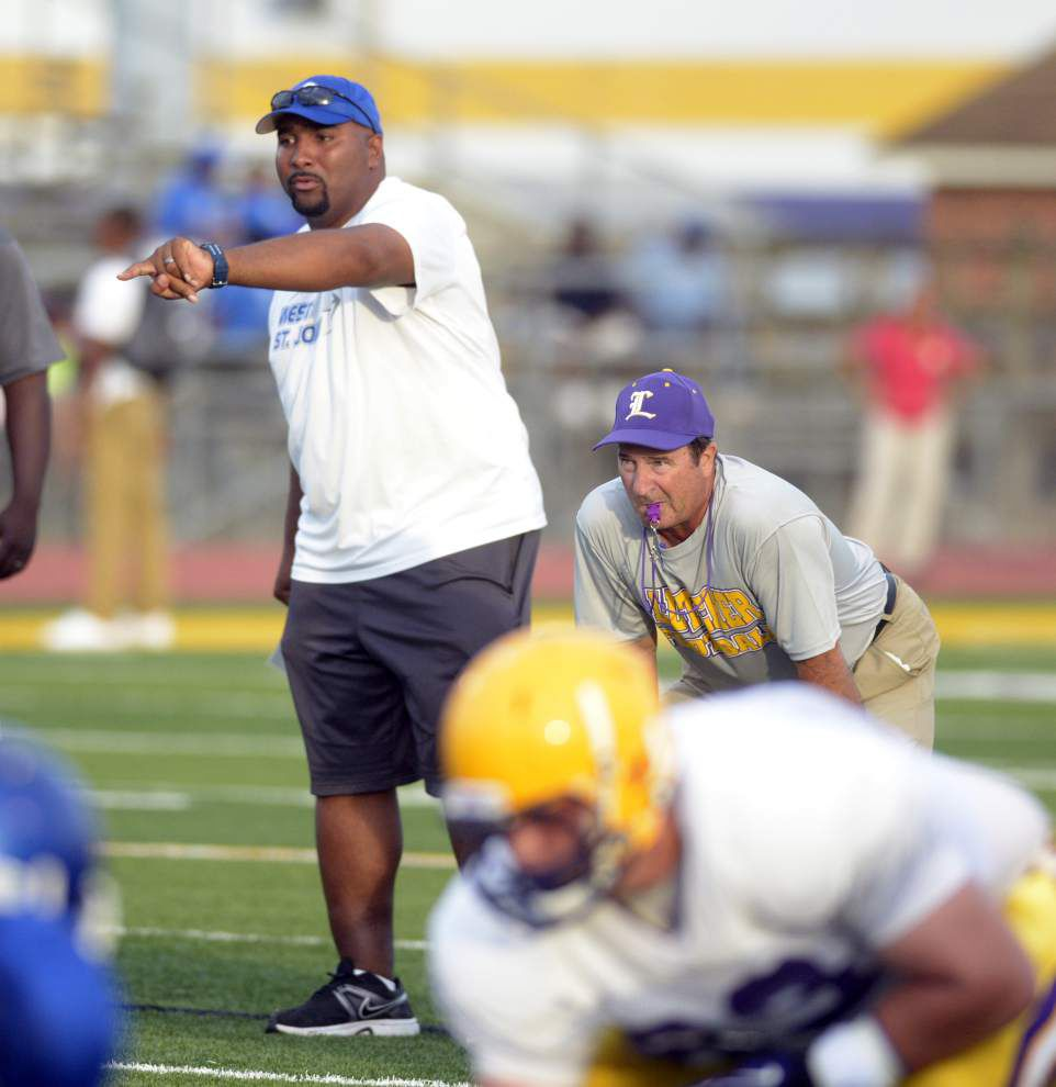 Source: Interim coach Sean Beauchamp, West St. John's Robert Valdez are leading candidates for Scotlandville High football job _lowres