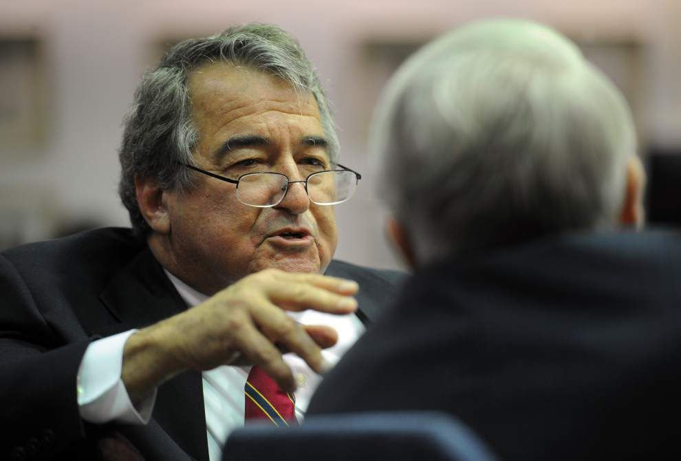 Lafayette board seeks dismissal of Cooper's wrongful termination suit _lowres