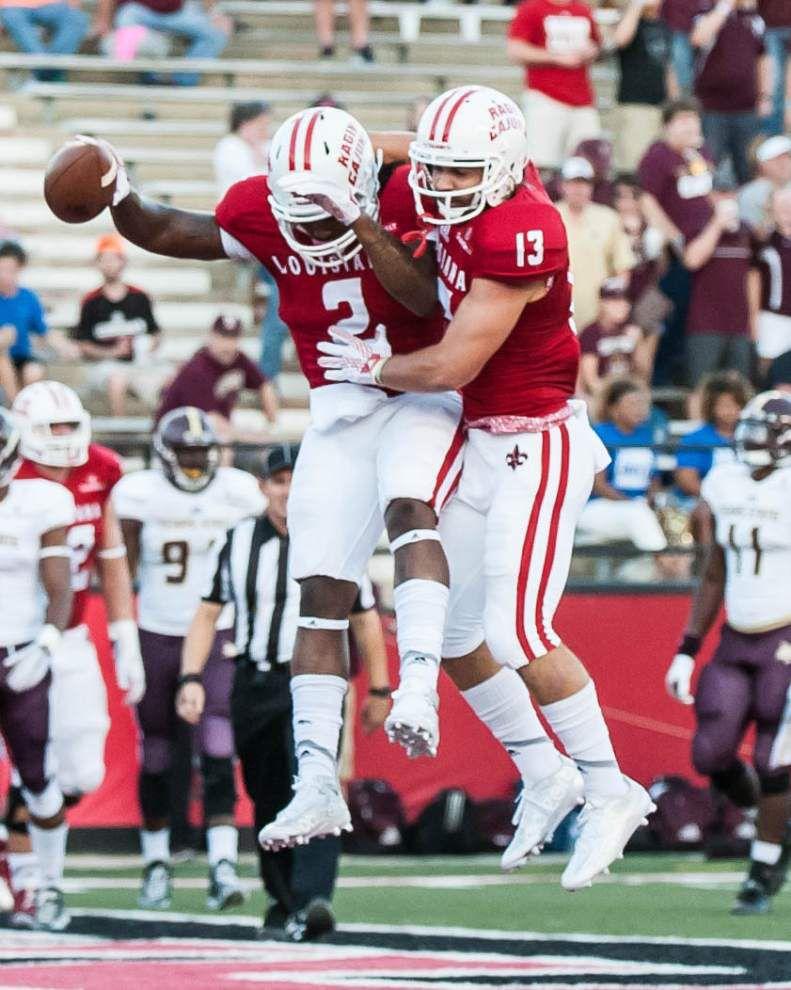 Defense turns in solid effort in UL-Lafayette win _lowres