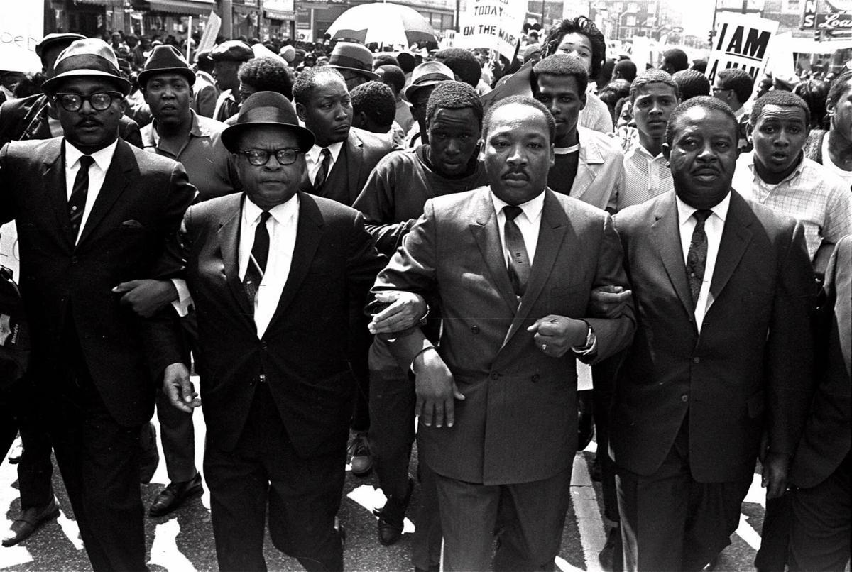 Ralph Abernathy, Julian Smith, Martin Luther King Jr.... 01/14/99