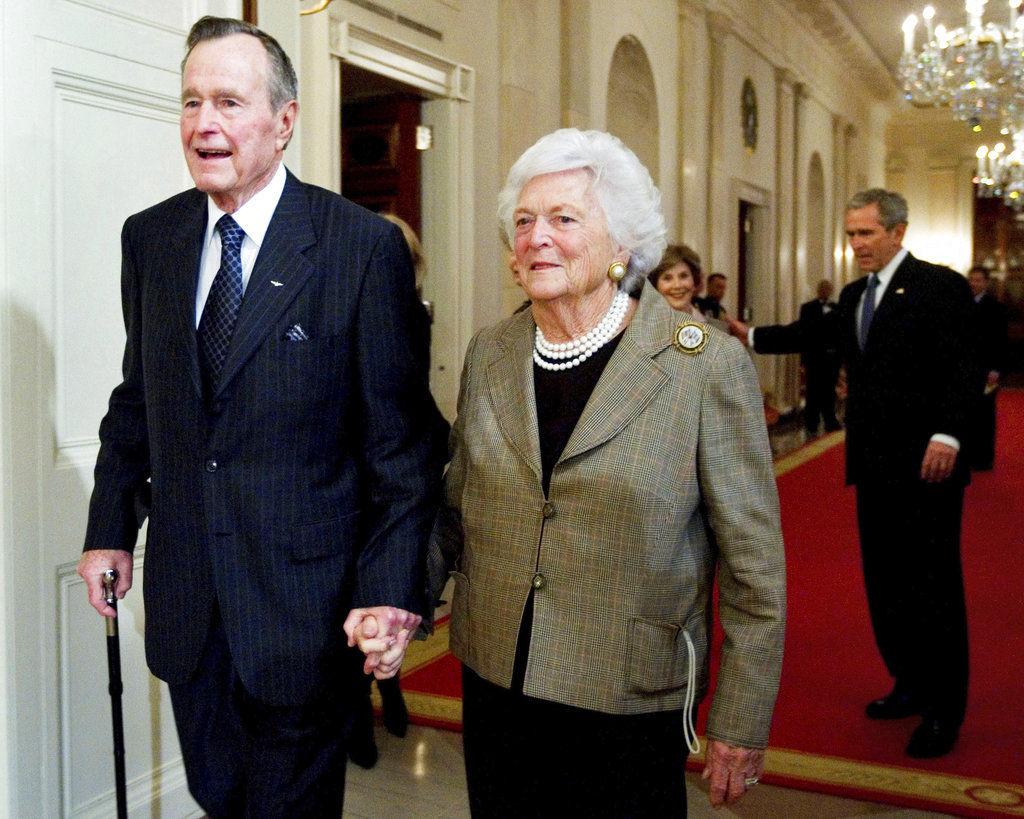Obit George HW Bush