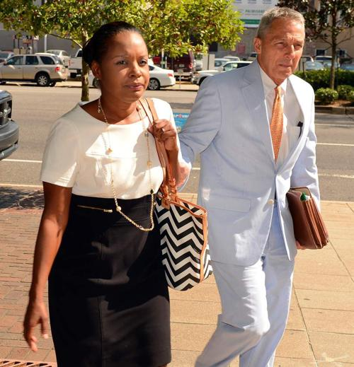 Former NOAH Director Stacey Jackson sentenced to 5 years in prison _lowres