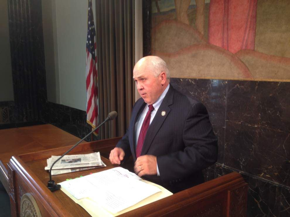 State Sen. Bodi White says no decision on running for Baton Rouge mayor until after special session _lowres