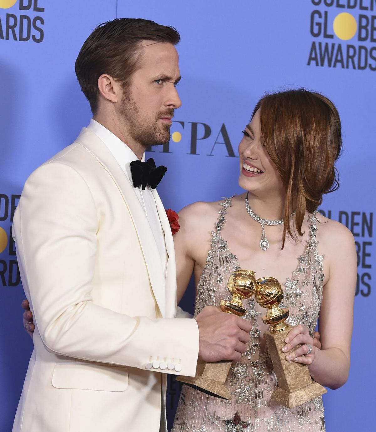 Ryan Gosling, Emma Stone (copy)