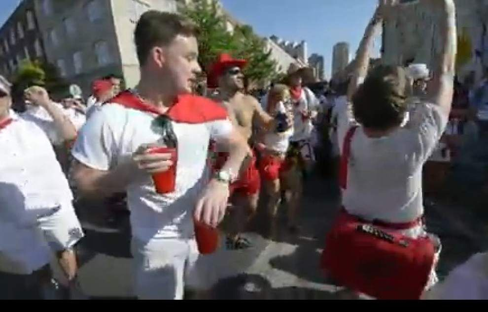 Running of the Bulls -- Big Easy style _lowres