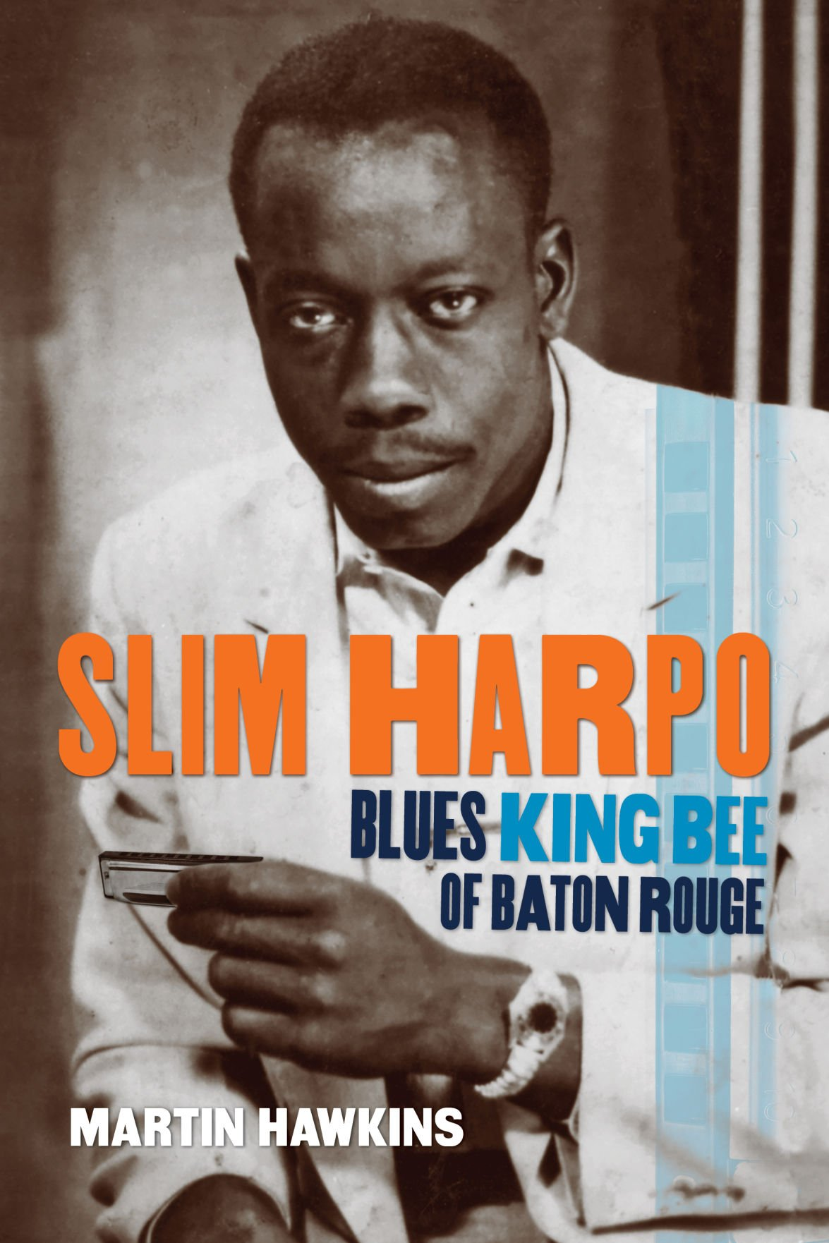 Slim Harpo book cover