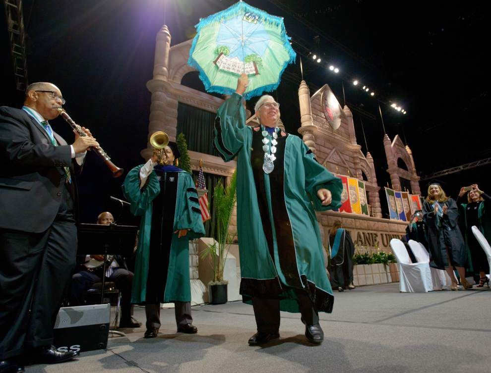 Photos: Tulane University's spring graduation _lowres
