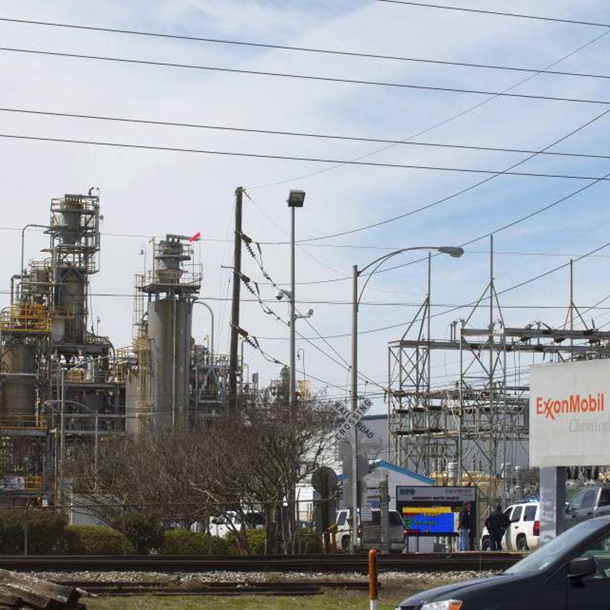 ExxonMobil drops two tax break applications, wins go-ahead