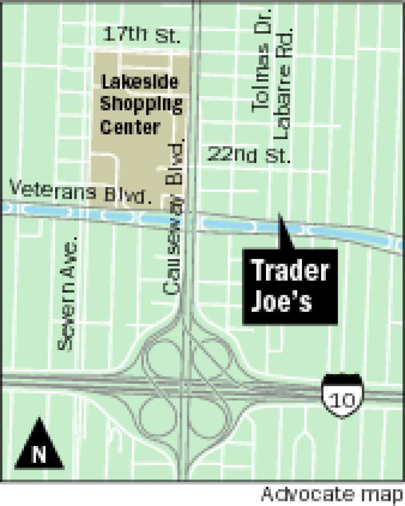 Trader Joe's bringing eclectic, low-cost fare to Veterans Boulevard in Metairie in 2016 _lowres