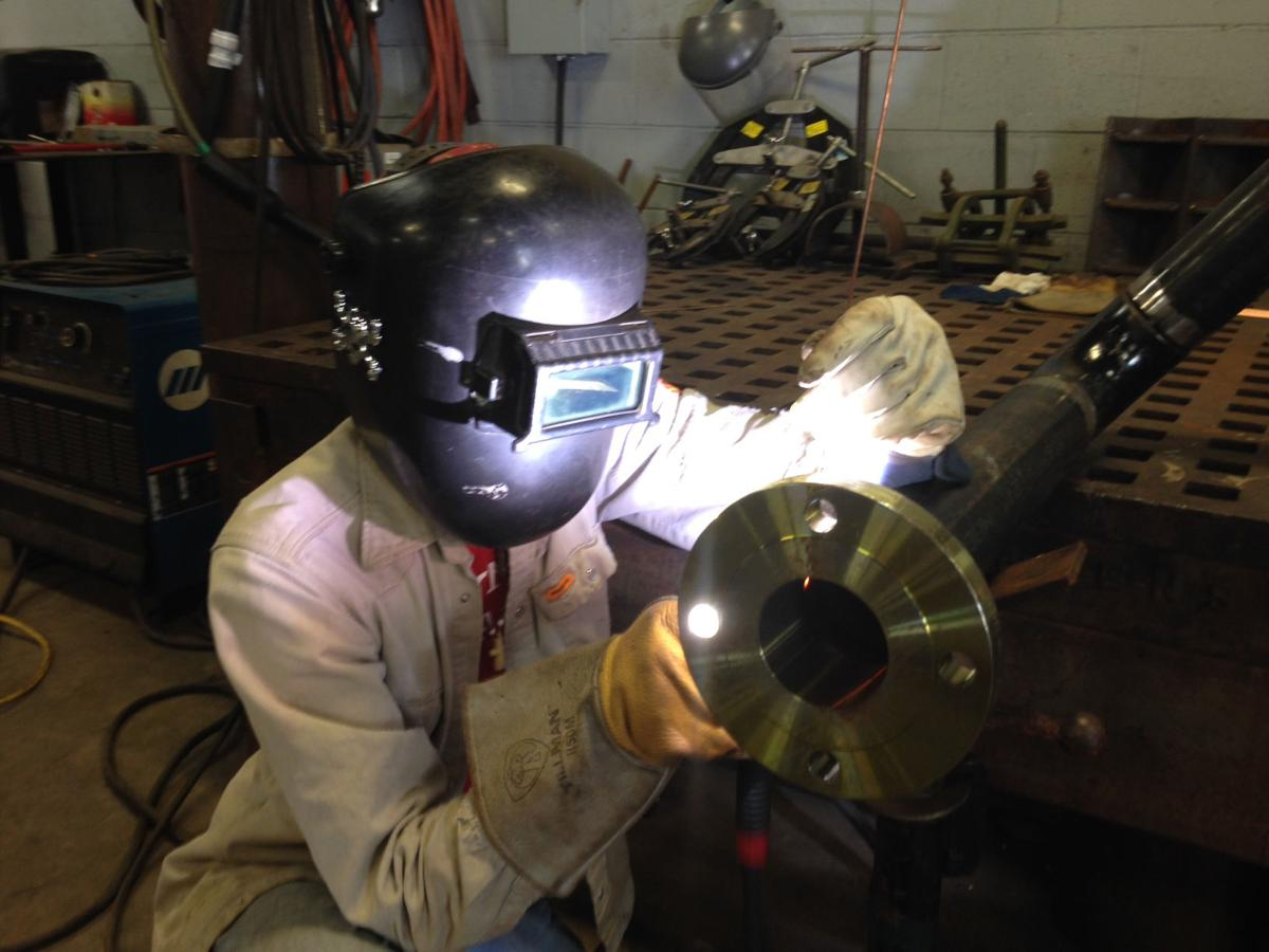 Summer Welding Classes Being Offered At Brcc Jackson Site Baker