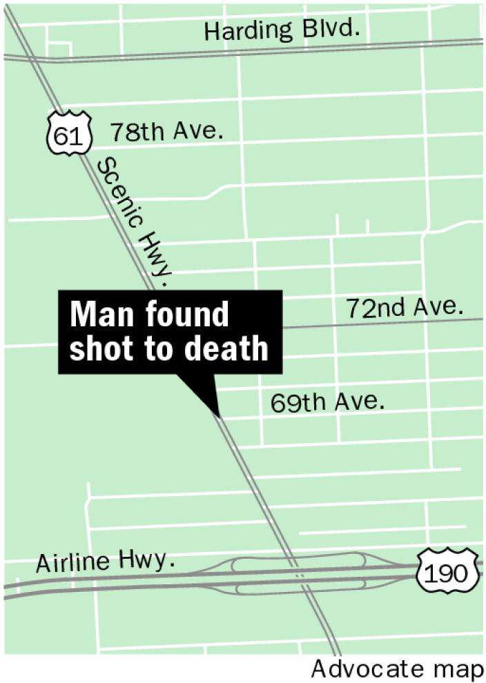 Baton Rouge Police: Suspect in Scenic Highway car wash shooting death turns himself in _lowres