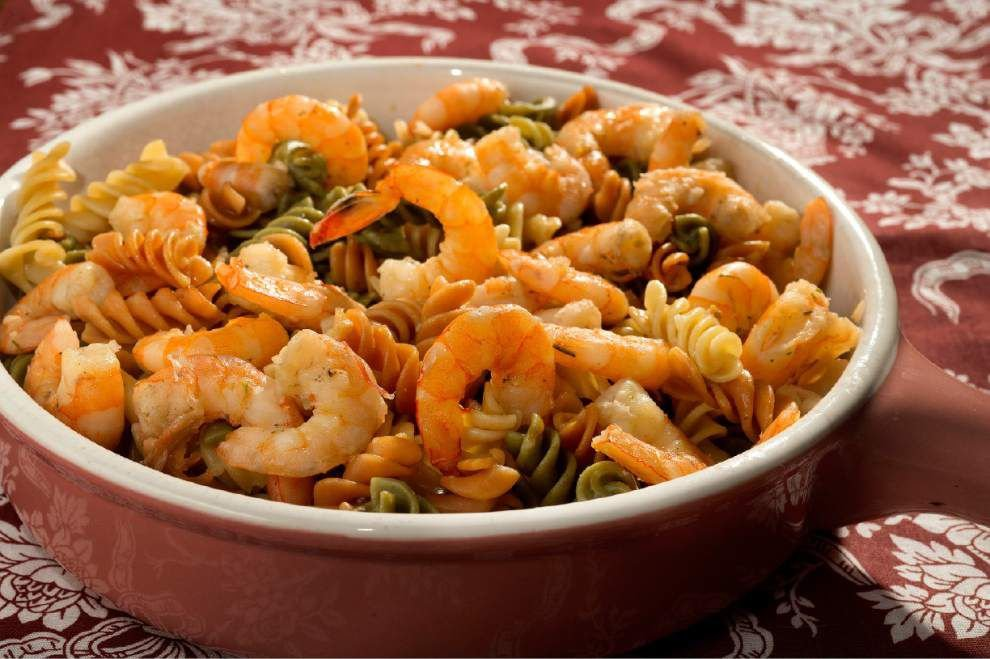 Put in extra time for sautéed shrimp _lowres