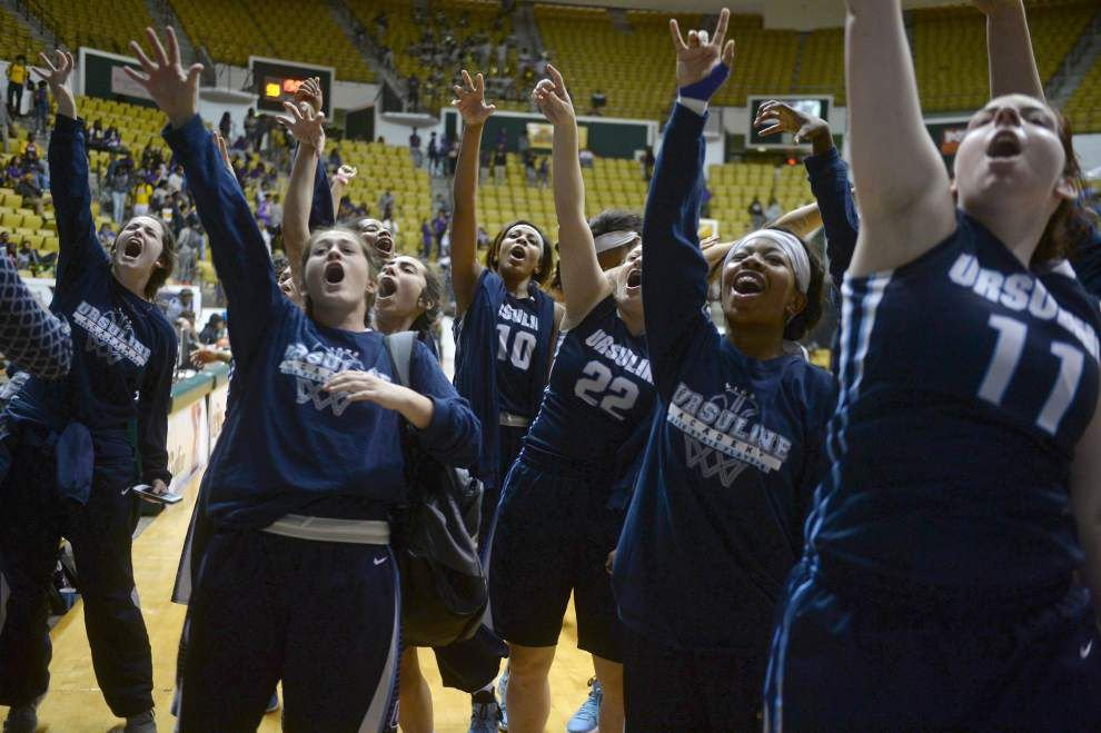 Photos: Our best shots from LHSAA girls basketball state tournament Thursday _lowres