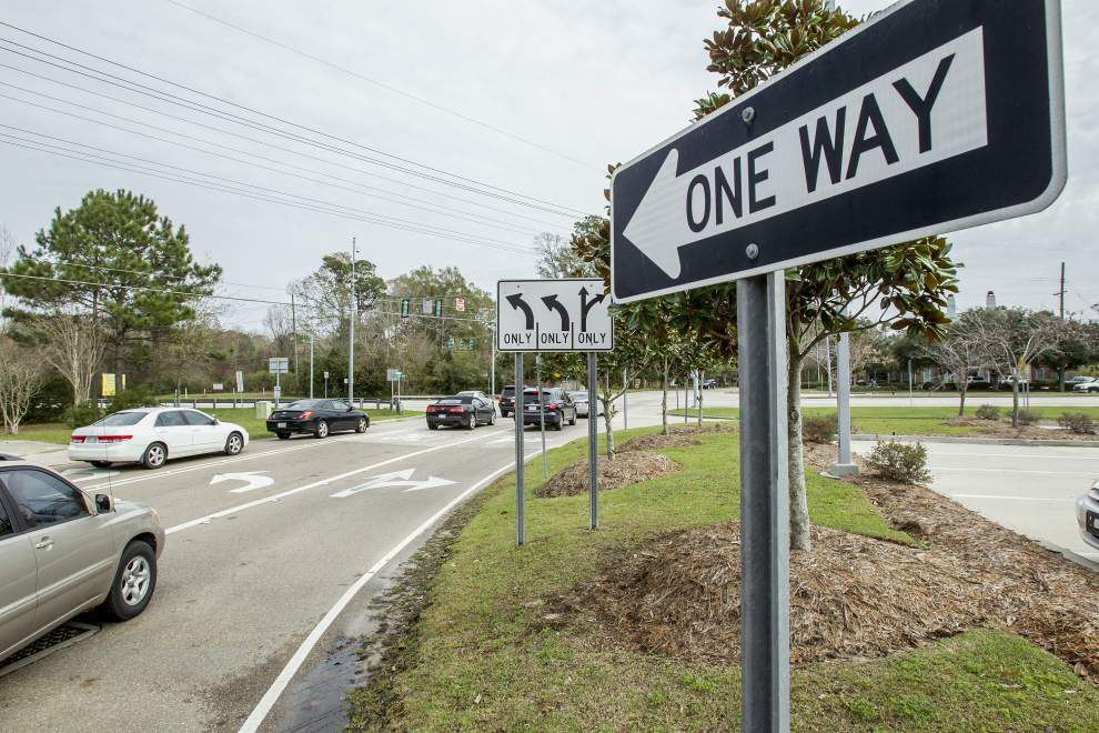 Proposal to widen Florida Street could help solve Mandeville's east-west traffic problems _lowres