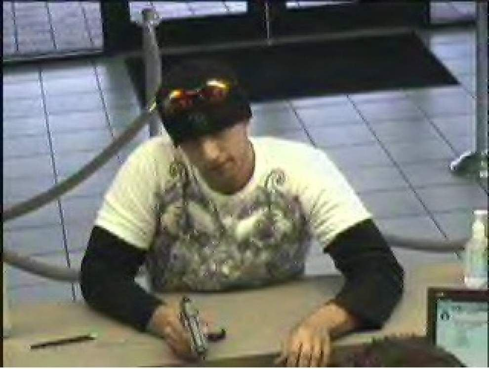 Man arrested for Whitney Bank robbery _lowres