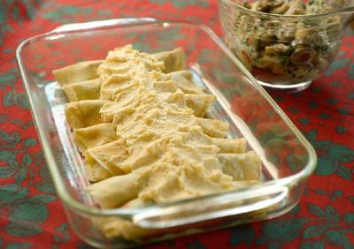 Gourmet Galley: Christmas crepes are not as complicated as you think _lowres