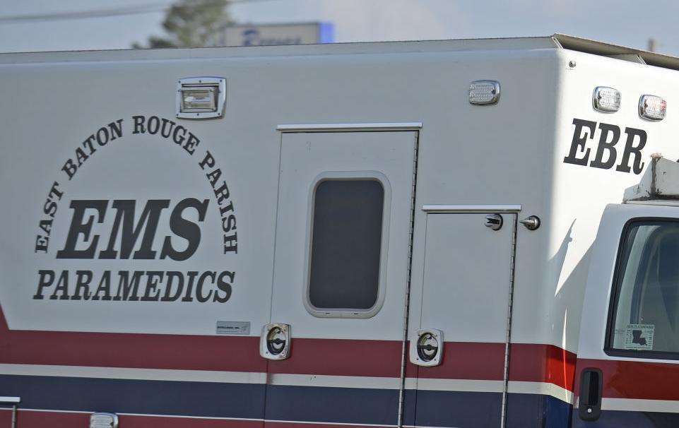 Baton Rouge ambulance
