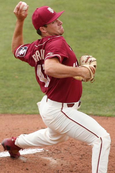 Florida State's Drew Parrish