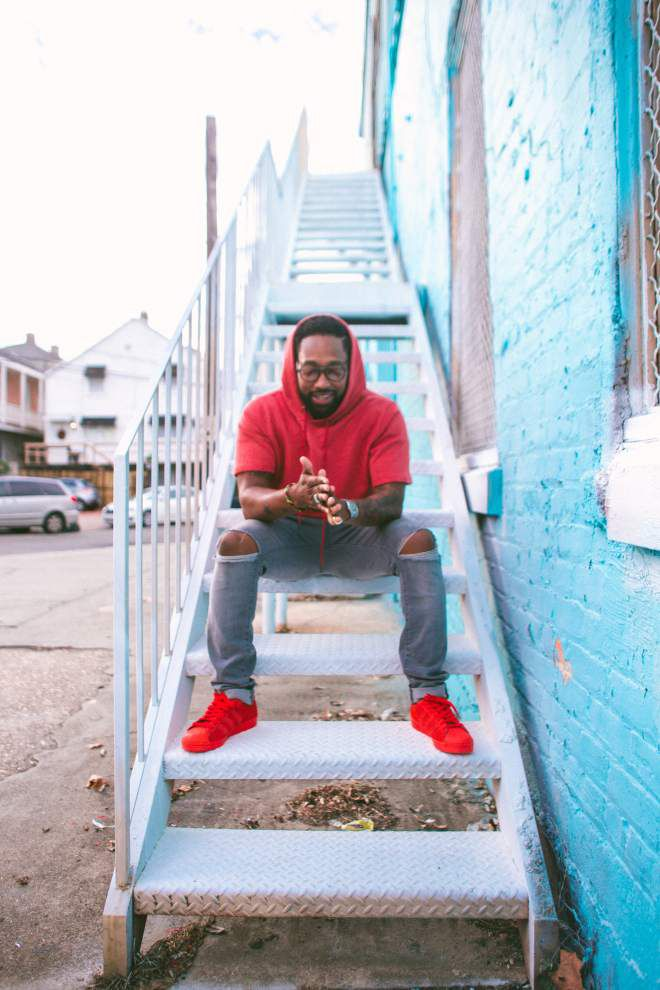 Maroon 5's PJ Morton comes home to help launch the next generation of New Orleans stars _lowres