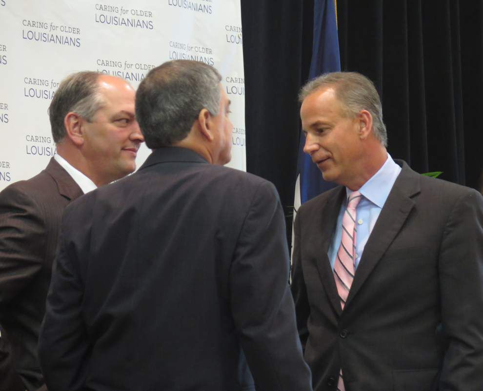 Medicaid privatization hot topic during Thursday's Louisiana gubernatorial forum _lowres