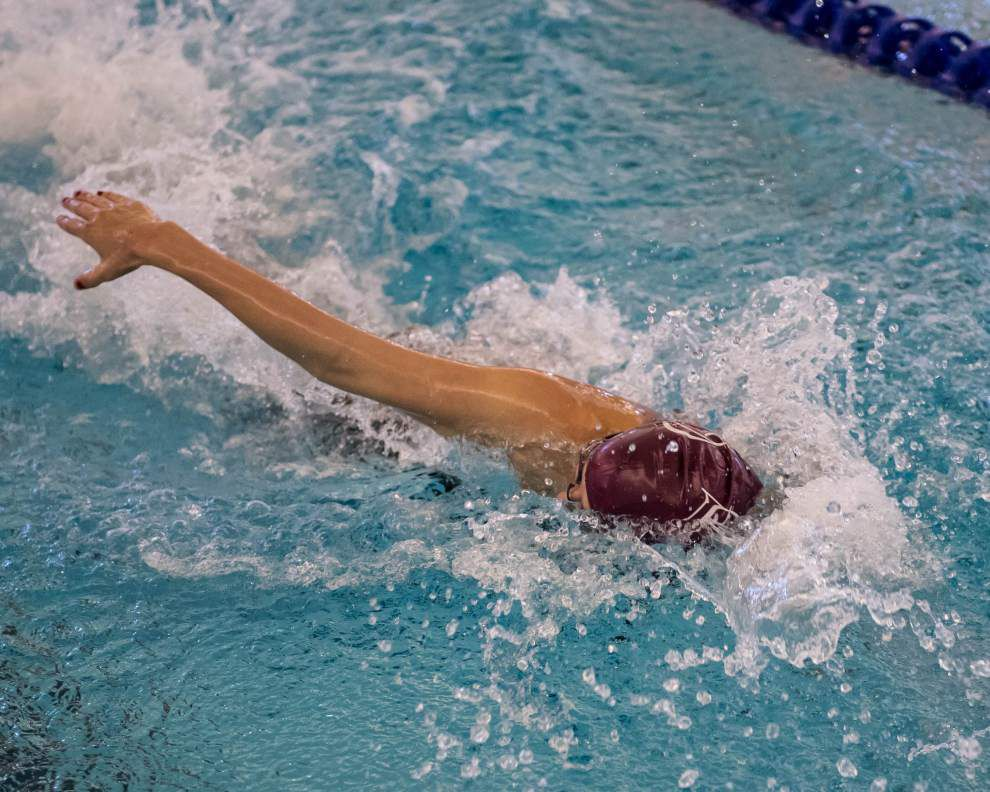 Photos: Dive into our gallery from Thursday's LHSAA swimming finals _lowres
