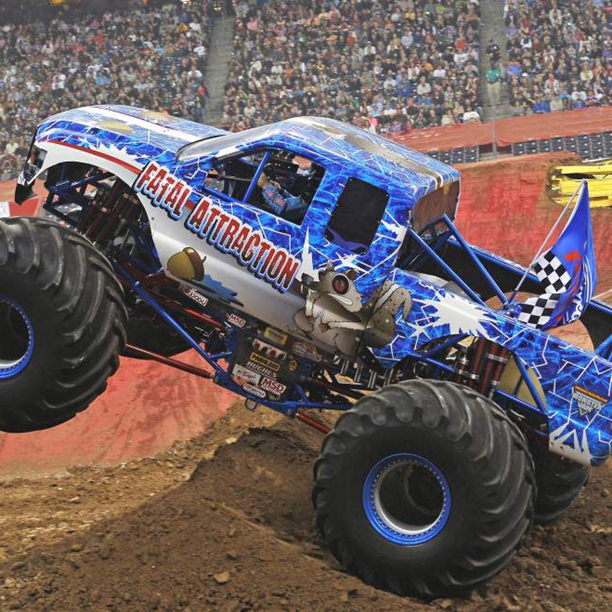 La Monster Truck Driver Jeff Murphy Talks About Life On The Circuit Entertainment Life Theadvocate Com