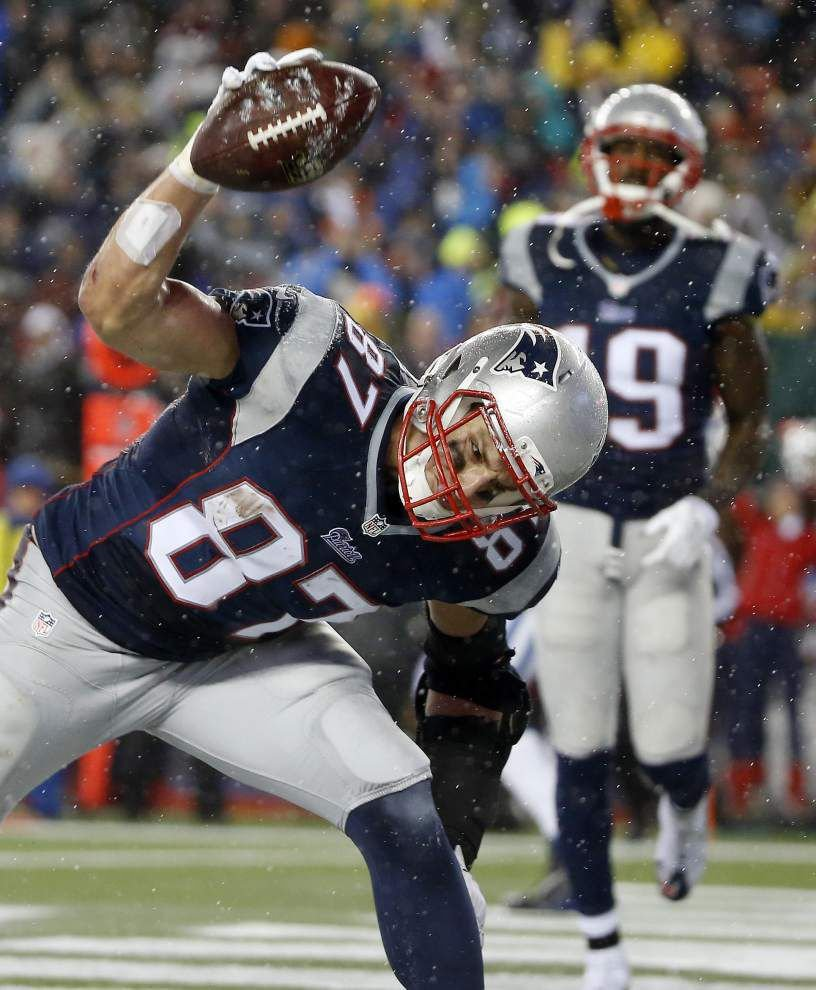 Patriots offense rarely slowed on their way to the Super Bowl _lowres