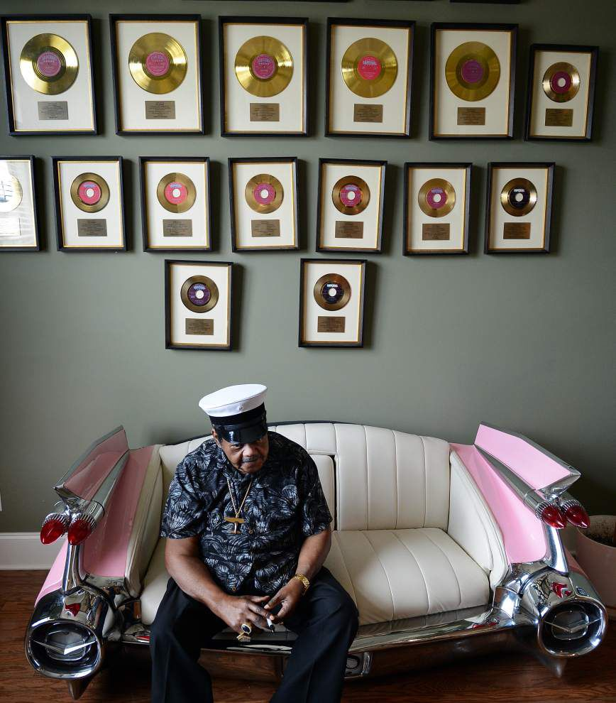 'Walking to New Orleans': How Fats Domino and Dave Bartholomew changed the face of music _lowres