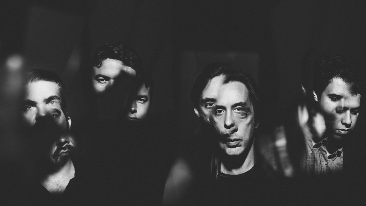 Wolf Parade press photo for Red