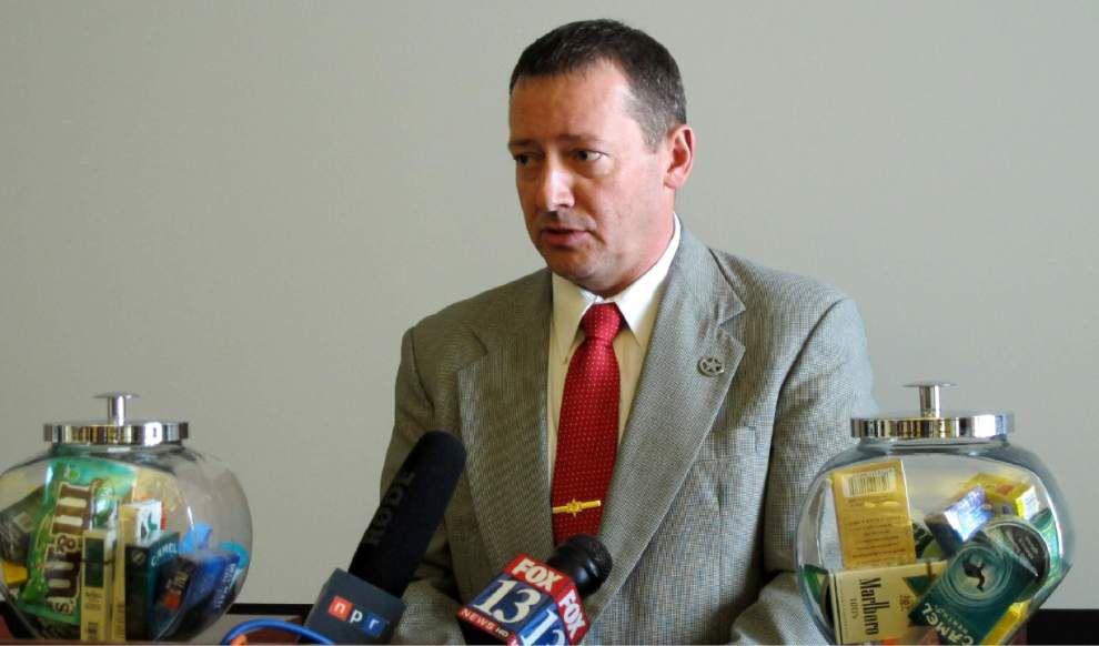 Utah lawmaker: Bring back firing squad executions _lowres