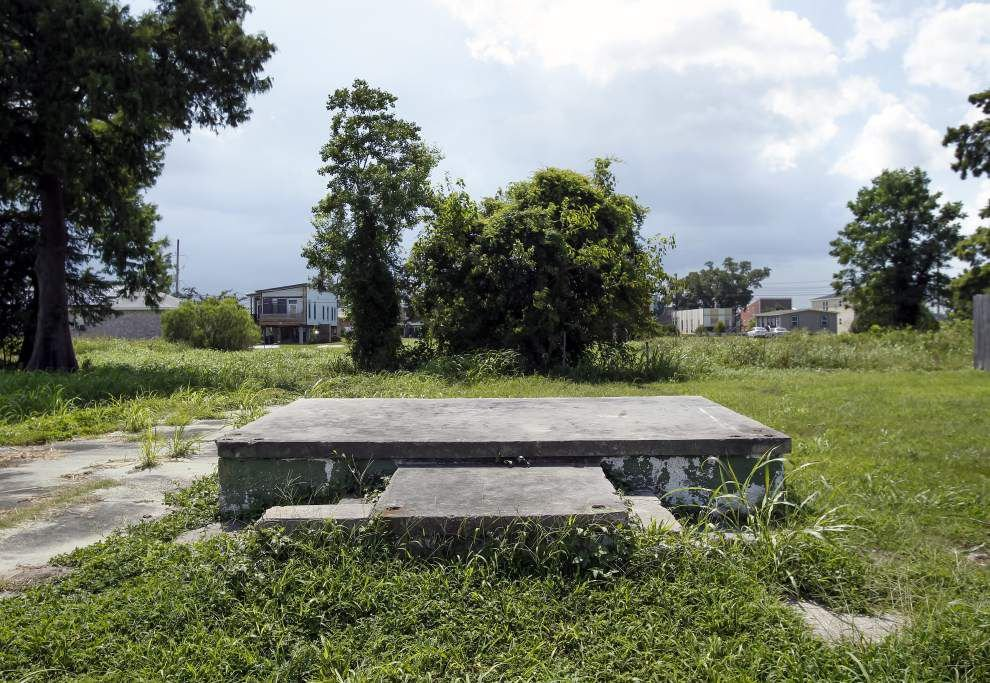 After Hurricane Katrina, a look at New Orleans' uneven recovery among its neighborhoods _lowres