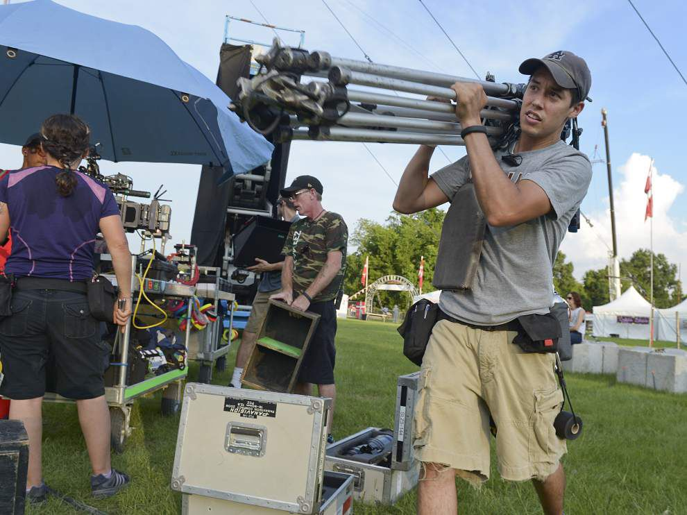 Variety: Hollywood still drawn to Louisiana; many consider tax cap a mere bump in the road _lowres