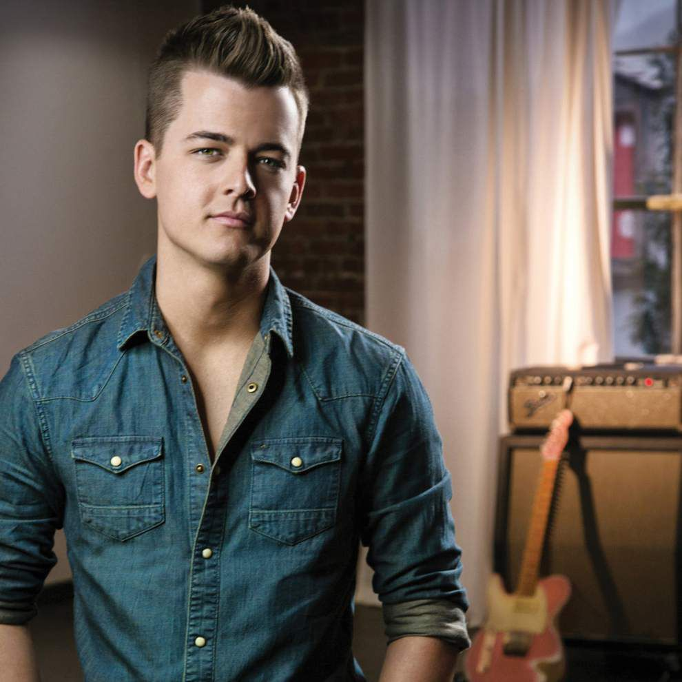 Rising country star Chase Bryant to play Texas Club _lowres