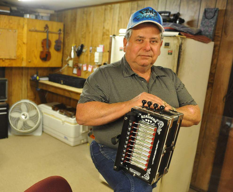 The Accordion Maker: Leland Colligan looks back on a life full of music _lowres