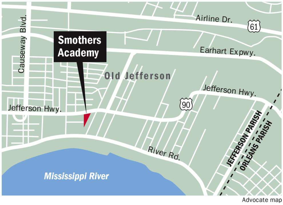 New all-boys Smothers Academy to open on Jefferson east bank instead of Waggaman _lowres