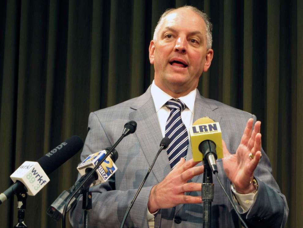 Video replay: Gov. John Bel Edwards holds press conference after regular session's end _lowres