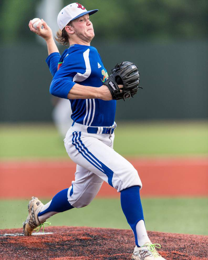 John Curtis tops Parkview Baptist for Class 3A baseball championship _lowres