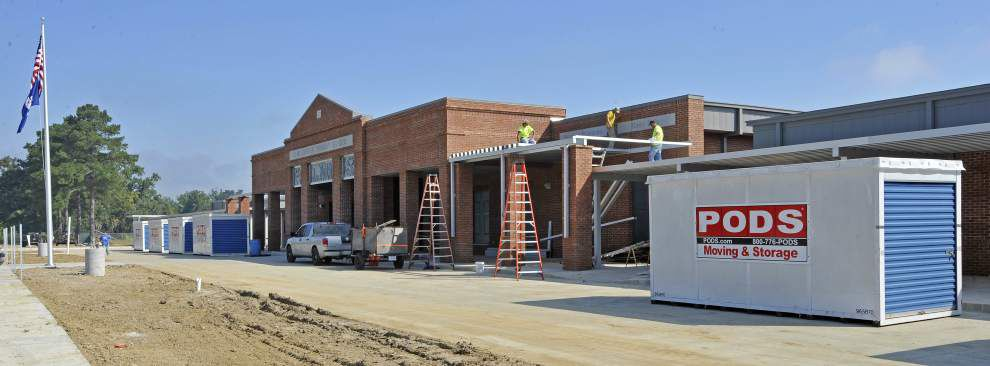 Fast growing Ascension school district wraps up projects from 2009 bond issue as it prepares to ask voters for more money in April to build four schools _lowres