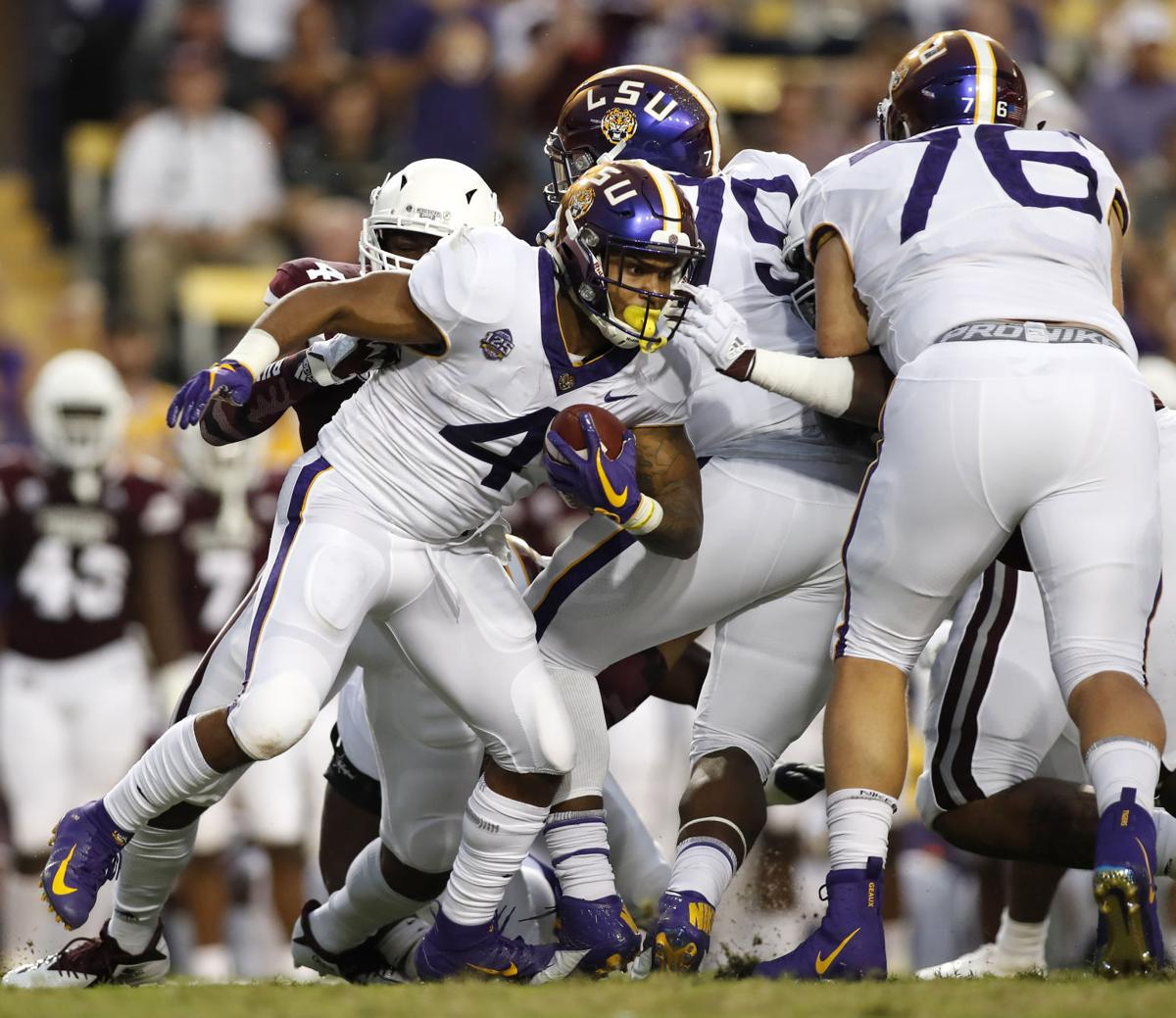 Mississippi State vs. LSU live updates: What Ed Orgeron ...