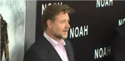 'Noah' stars talk 'irrational criticism' in N.Y. _lowres