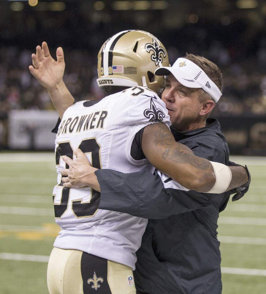 Photos: Saints pull off big upset, beating Falcons 31-21 in Superdome Thursday _lowres