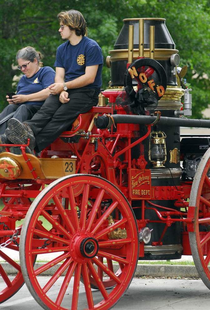 Photos: Louisiana Fallen Firefighter's Memorial Ceremony _lowres