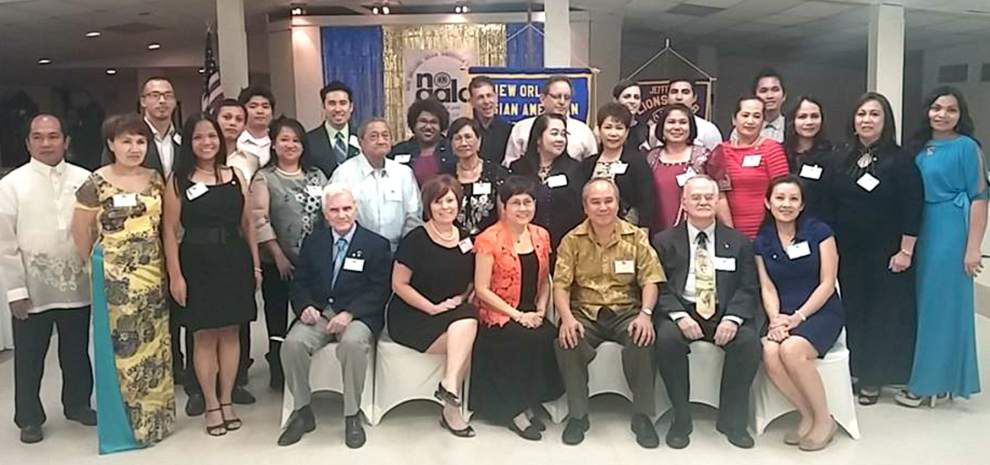 New Orleans Asian-American Lions Club gets its charter _lowres