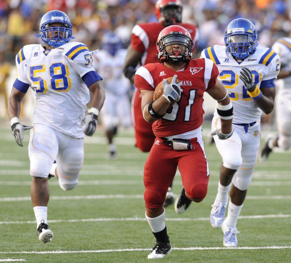 Record crowd expected when Southern returns to Cajun Field _lowres
