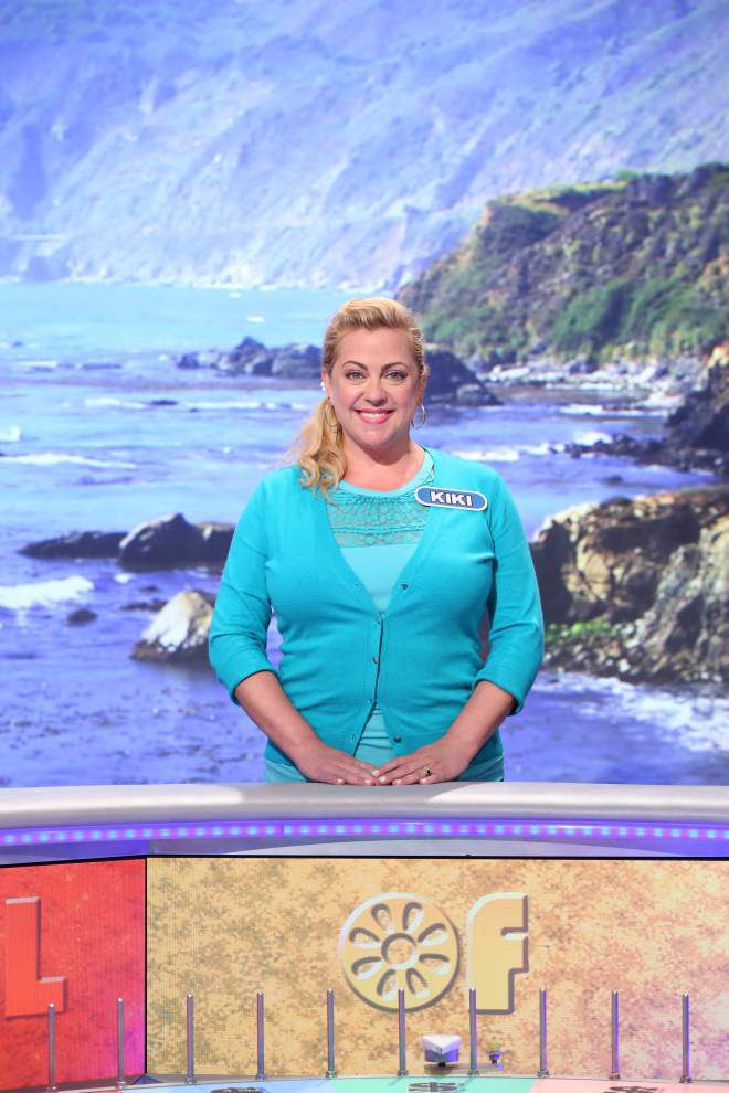 New Orleans player 'wins big' on 'Wheel of Fortune' _lowres