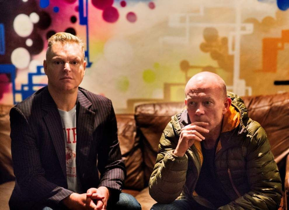 Alex Rawls: Electropop duo Erasure at House of Blues Friday _lowres