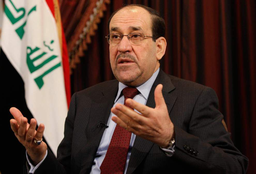 Iraq: PM's group is biggest election winner _lowres